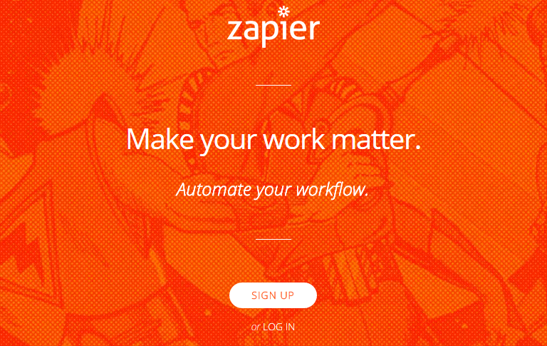 landing_page_zapier_website