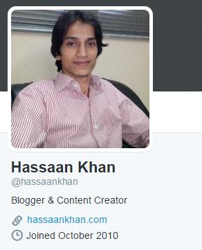 twitter bio of users