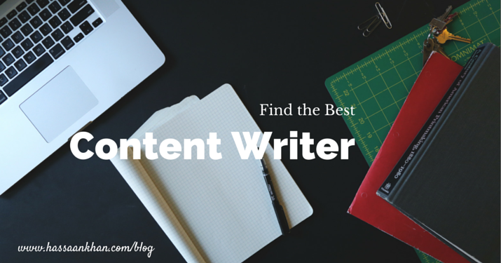 Find the Best Content Write