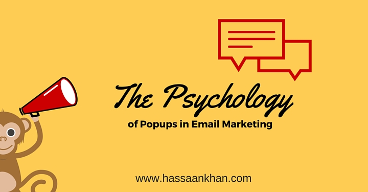The Psychology of Popups in Email Marketing