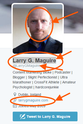 Larry Maguire