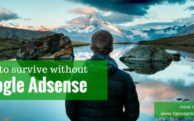 How to Survive without Google Adsense