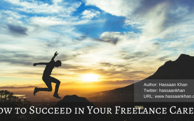 How to Succeed in Your Freelance Career – [4 Steps]