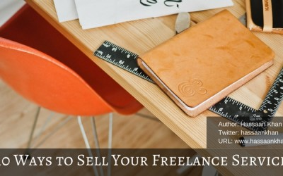 10 Ways to Sell Your Freelance Service