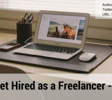 Get Hired as a Freelancer