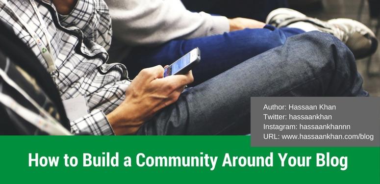 build a community