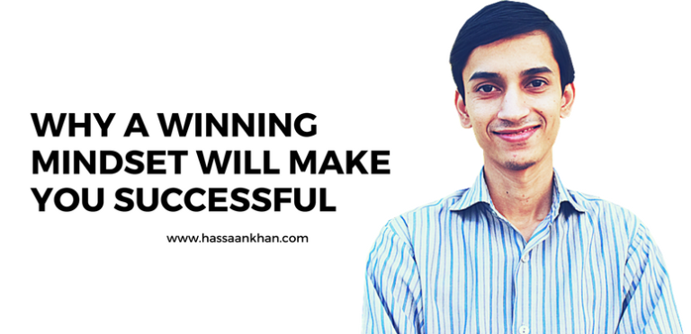 Why a Winning Mindset Will Make You Successful