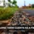 Long-term Clients as a Freelancer