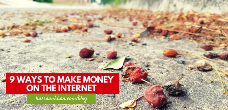 9 Ways to Make Money on the Internet – (Part 2)