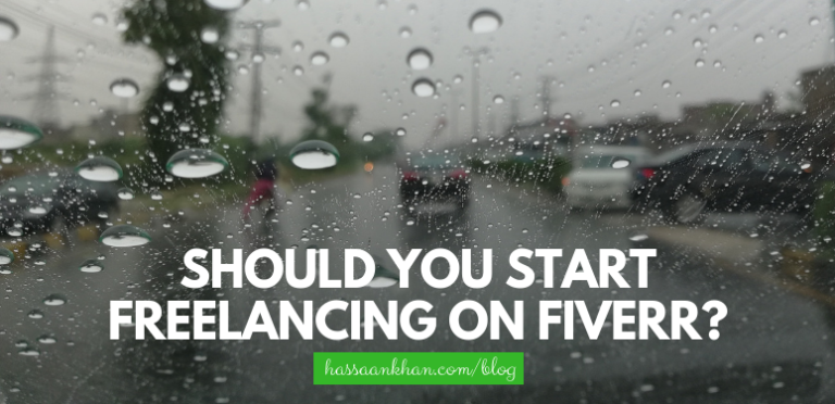 Should You Start Freelancing on Fiverr? Here's the Answer