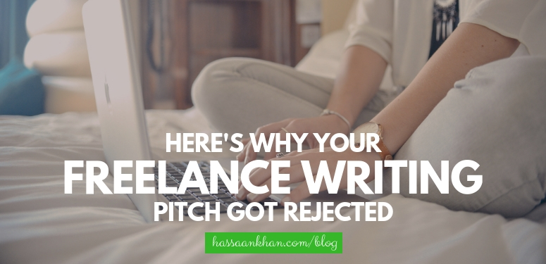freelance writing pitching