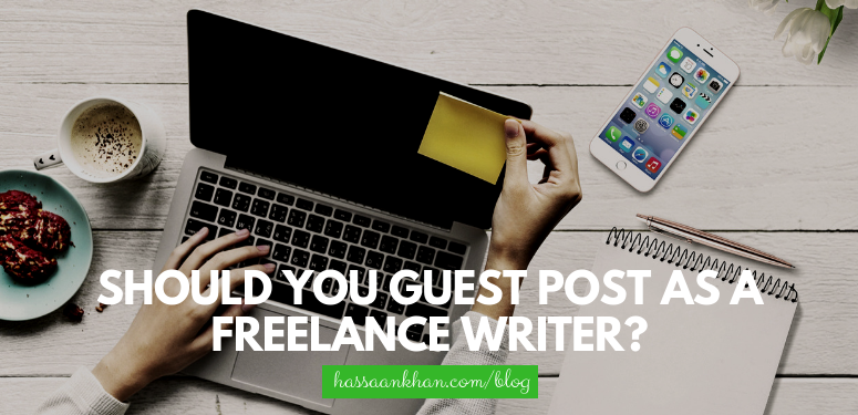 guest post as a freelance writer